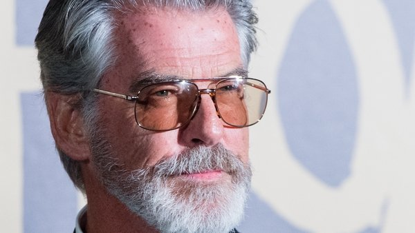 """Pierce Brosnan said he looked to Sean Connery with """"reverence and admiration"""""""