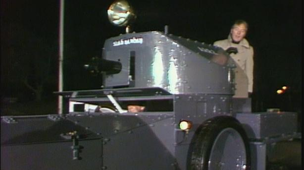 Gay Byrne on Sliabh na mBan (1980)