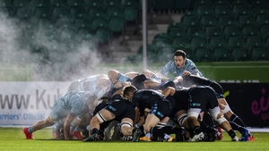 The game at Scotstoun will now have to be rescheduled in 2021