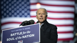 Joe Biden's victory in Pennsylvania put him over the threshold of 270 Electoral College votes he needed