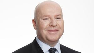 The Irish Aviation Authority's CEO Peter Kearney