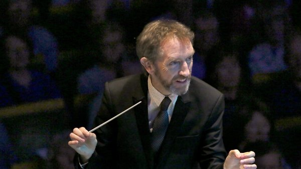 David Brophy conducts the RTÉ National Symphony Orchestra LIVE concert this Friday night