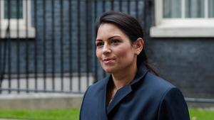 Home Secretary Priti Patel said the move was a 'precautionary measure'