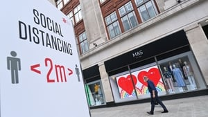 The new websites will offer M&S's clothing and home products