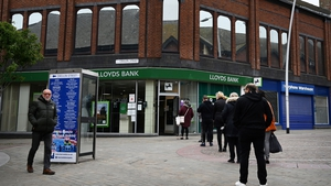 Lloyds is accelerating redundancies at the bank despite a return to profit in the third quarter