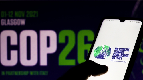 The COP26 summit takes place in Glasgow in the first two weeks in November