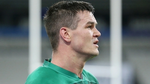 Johnny Sexton was made Ireland captain at the start of the Six Nations
