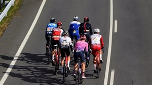 Wellens outmanoeuvred Canadian Michael Woods on the final bend