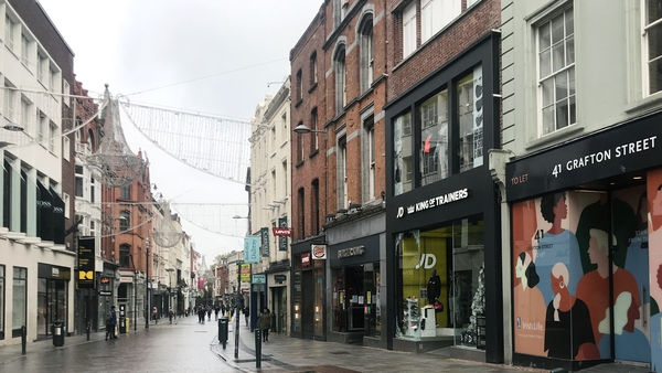 Retail Excellence is calling for a rent amnesty (file pic: RollingNews.ie)
