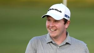 MacIntyre hit six birdies in a flawless round
