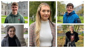 Students around the country told RTÉ News they are finding Covid-19 restrictions challenging