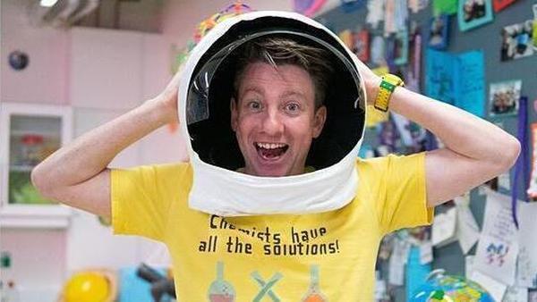 Scientist Phil