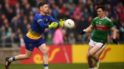 'I have great time for Mayo, I don't think they're gone away but I have a funny, sneaky feeling that Roscommon could sneak this one'