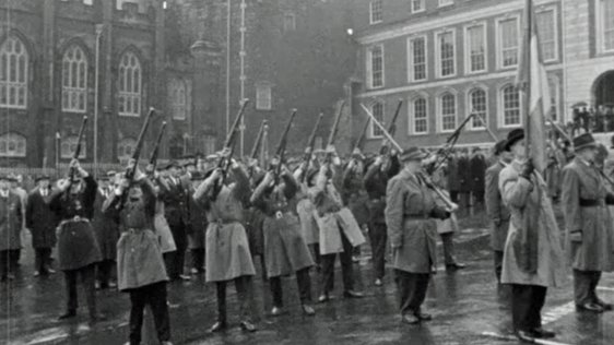 Dublin Castle Commemorations (1965)