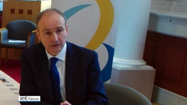 A virtual meeting of the British Irish Council was held today