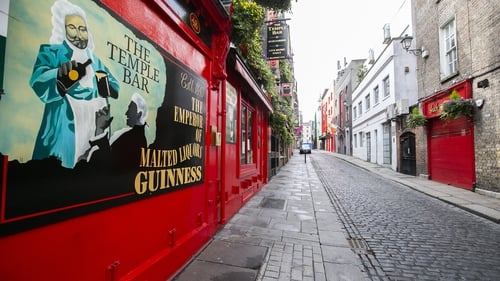 250 'wet' pubs in Dublin will have been kept shut for 260 consecutive days by December 1