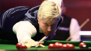 Neil Robertson will face Judd Trump or Mark Allen in the final