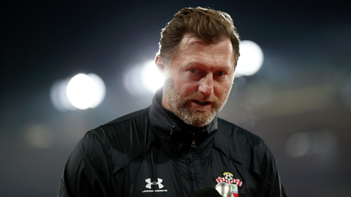 Southampton's milestone comes 12 months after Hasenhuttl saw his side suffer a 9-0 defeat