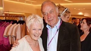 Judi Dench and Geoffrey Palmer