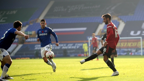 Fernandes slots home his second
