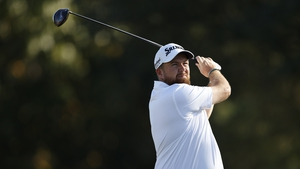 Shane Lowry carded a 68 in the third round in Houston