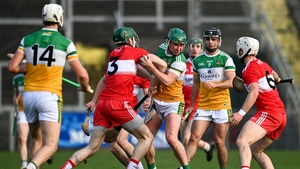 Eoghan Cahill scored 0-16 for Offaly against Derry
