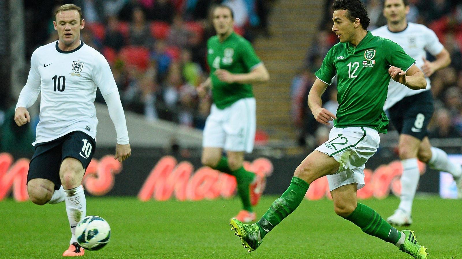 Ireland's Wembley friendly against England live on RTÉ