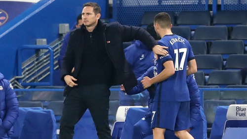 Frank Lampard's side head into the international break in fine fettle