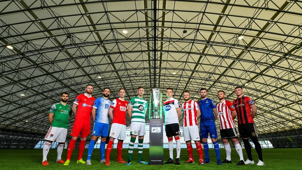 Seven teams have something to play for on the final day, while Shamrock Rovers are looking to make it an unbeaten half-season