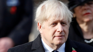 Boris Johnson said he is a 'great enthusiast for a trade deal with our European friends and partners'