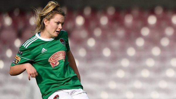 Saoirse Noonan has been in top form for Cork City