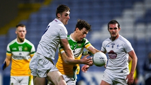 Kildare will face Meath in the semi-final on Sunday.