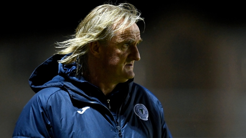 Finn Harps manager Ollie Horgan is hoping to pull off a great escape