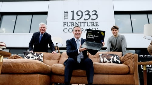 Collectively the businesses, including The 1933 Furniture Company in Meath, have been approved for €5.3M in funding as part of the scheme