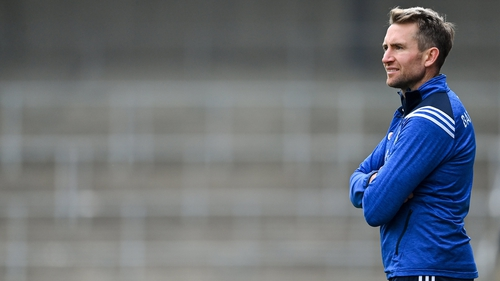 Eddie Brennan spent two years in charge of Laois