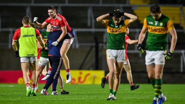 Cork managed a first win over Kerry since 2012 last year