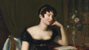 The Wild Irish Girl and Her Harp: Sydney Owenson
