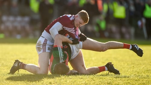 Tensions on and off the field between Galway and Mayo