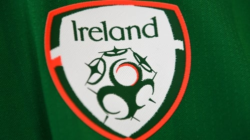The FAI said the player has been isolated from the rest of the group
