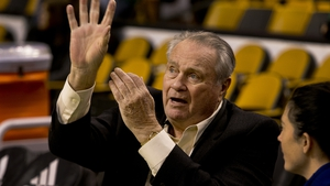 Tom Heinsohn pictured in 2014