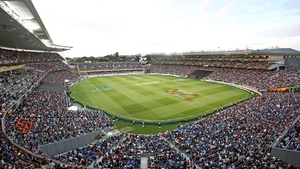Eden Park is due to host New Zealand v West Indies in the first T20 clash in the series on 27 November