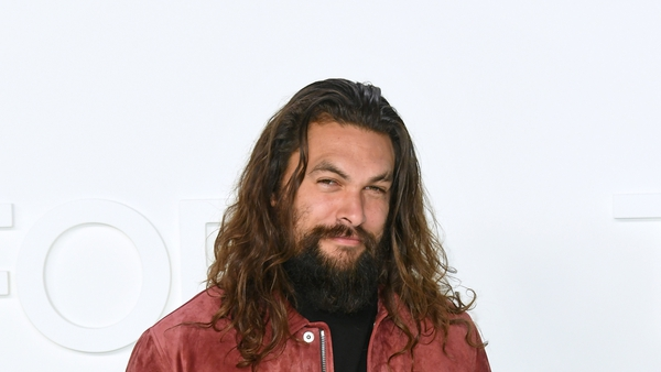 "Jason Momoa: ""It's very challenging when you have babies and you're completely in debt""."