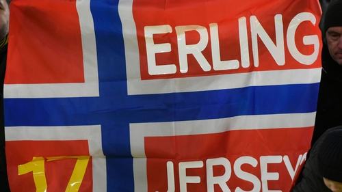 Norway's game against Israel is off
