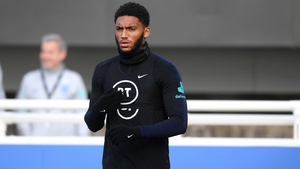 Joe Gomez has reportedly suffered a bad injury during England training