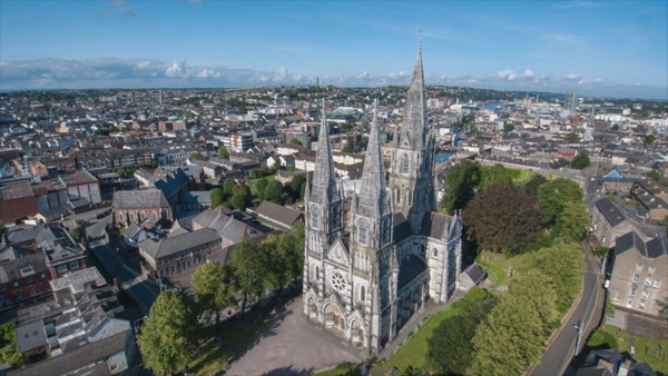 Built by public subscription, the Church of Ireland cathedral was designed by Victorian architect William Burges
