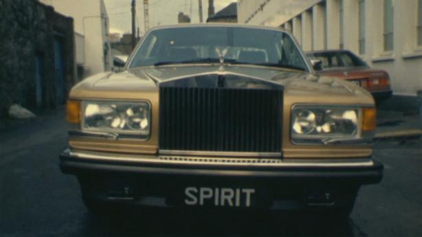 Rolls Royce 'Silver Spirit' (1980)