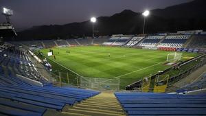 Universidad Católica's home ground in Santiago, Chile