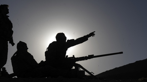 Elite Australian commandos were deployed in Afghanistan in 2011 to fight alongside US and allied forces (file image)