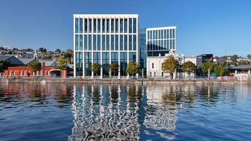 Qualcomm's new R&D facility in Cork city