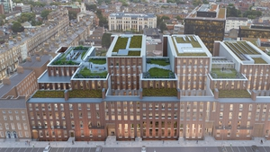 Fitzwilliam 28 will comprise c. 12,600 sq m of office accommodation over eight floors.